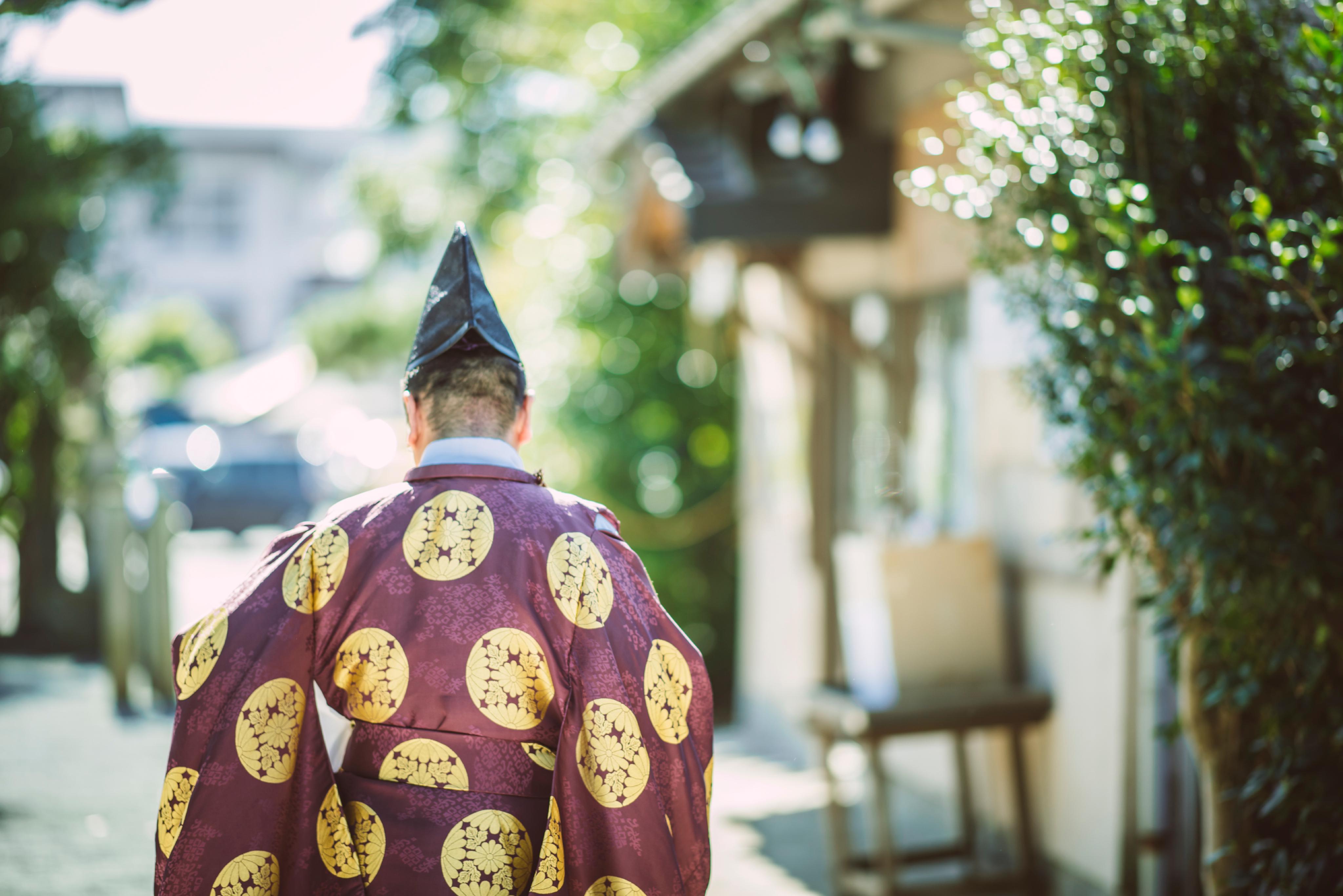 別所琴平神社宮司